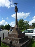 Image for Victoria's Jubilee Cross, Westbury-on-Severn, Gloucestershire, England