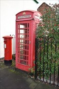Image for Red Telephone Box - Countesthorpe, Leicestershire, LE8 5PT