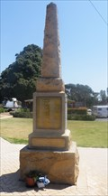 Image for Beverley War Memorial - Western Australia