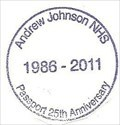 Image for Andrew Johnson NHS-Passport 25th Anniversary 1986-2011 - Greenville, TN