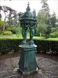 Image for Fontaine Wallace 2 - Jardin des Plantes - Nantes, France