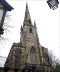 Image for St Alkmund's - LUCKY SEVEN - Shrewsbury, Shropshire, UK