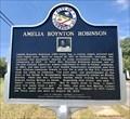 Image for Amelia Boynton Robinson - Tuskegee, AL