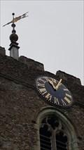 Image for Church Clock - St John the Baptist - Somersham, Cambridgeshire