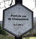 Image for Point de vue de Chassepierre. Wellin, Belgique. 360 m.