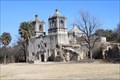 Image for El Camino Real de los Tejas -- Mission Concepcion, San Antonio TX