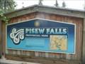 Image for Pisew Falls Provincial Park