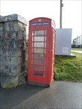 Image for Red Telephone Box - Woodville Ave - Princetown, Devon