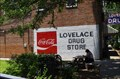 Image for Lovelace Drugstore Coca Cola Sign - Ocean Springs MS