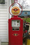 Image for D-X Lubricating Gasoline - Warrenton, MO