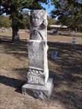 Image for S.C. Tice - Mallard Cemetery - Mallard, TX