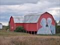 Image for Mural Barn - Bentley Lake Road - Marion Township, Michigan
