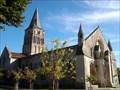 Image for Chemins de Saint-Jacques-de-Compostelle en France - Eglise Saint-Pierre, Aulnay ID=868-068