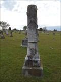 Image for D.C. Allen - Marvin Chapel Cemetery - Van Zandt County, TX