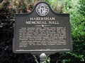 Image for Habersham Memorial Hall - GHM 060-26B - Fulton Co., GA