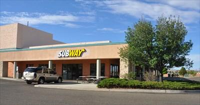Subway 6379 Highway 89 Page Arizona Subway Restaurants On