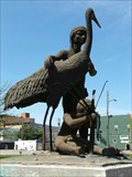 Image for Crane of the Sault - Epic Creature - Sault St Marie - Michigan, USA.