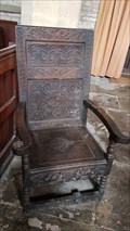 Image for Bishop's Chair - St Denys - Goadby Marwood, Leicestershire