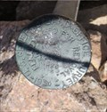 Image for U.S. General Land Office Survey Marker 1930, Tonto National Forest - Mesa, AZ