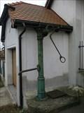 Image for Pumpa ve Slivenecke ulici / Praha - Hlubocepy, CZ