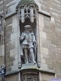 Image for Sir Thomas Gresham - St Michael's Court, Trinity Street, Cambridge, UK