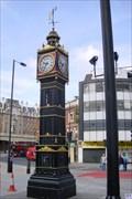 Image for Little Ben - Victoria Street, London, UK