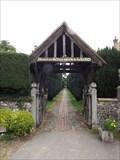 Image for St Peter and St Paul Church Lychgate - Shoreham, UK