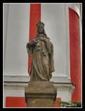 Image for St Ludmila of Bohemia (Svatá Ludmila) - Cervený Kostelec, Czech Republic