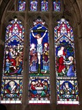 Image for Passion of Christ - Caerwent Parish Church -  Wales. Great Britain.