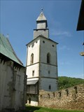Image for Zvonice u kostela sv. Jana Krtitele /  The bell tower at the church of John the Baptist -  Kurdejov, okres Breclav, CZ
