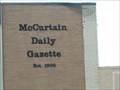 Image for McCurtain Daily Gazette - Idabel, OK