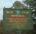 Image for Visitor Center Blue Star Marker - Danville, VA