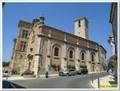 Image for Le clocher de l'église Saint Julien - Eguilles, France