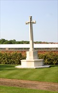 Image for Pershore Cemetery War Memorial Cross, Pershore, Worcs