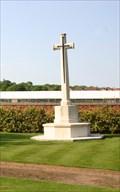 Image for Pershore Cemetery War Memorial Cross, Pershore, Worcs