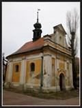 Image for Kaple Sv. Kríže - Hodonín, Czech Republic