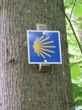 Image for Way Marker - Waldkapelle Ergenzingen, BW, Germany
