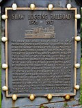 Image for Shaw Logging Railroad, 1906-1917