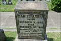 Image for Daniel J. Cohn - Jewish Cemetery - Baton Rouge, LA