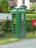Image for Converted Phone Box, Berrow Green, Worcestershire, England