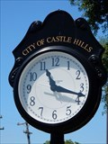 Image for City of Castle Hills Town Clock - Castle Hills, TX