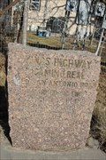 Image for El Camino Real -- DAR Marker No. 79, Nacogdoches Road/FM 482, New Braunfels TX