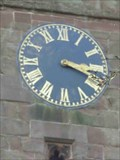 Image for St. Peter's Church Clock, Kinver, Staffordshire, England