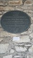 Image for Alison Chadwick-Onyszkiewicz plaque - St James - St Kew, Cornwall