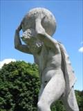 Image for Atlas Statue - Wrest Park, Silsoe, Bedfordshire, UK