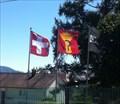 Image for Municipal Flag - Möhlin, AG, Switzerland