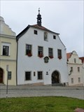 Image for Town Hall - Horsovsky Tyn, Czech Republic