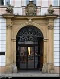 """Image for Baroque portal of house """"At the Golden Tree"""" / Barokní portál domu U zlatého stromu - Olomouc (Central Moravia)"""