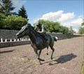 Image for Jockey - Thoroughbred Park, Lexington, Kentucky