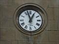 Image for Clock at Notre-Dame-de-la-Nativité-de-la-Sainte-Vierge - Parfondru / France